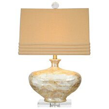 Coastal Retreat Marchesa Capiz Shell Table Lamp