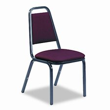 Vinyl Upholstered Stacking Chair