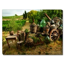 Old Tuscany Outdoor Canvas Art