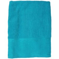 Double Jacquard Terry Beach Towel