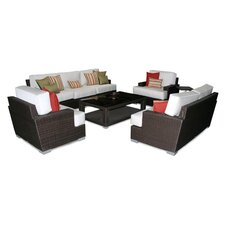 Signature Deep Seating Group with Cushions