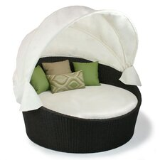 Skye Round Daybed and Canvas