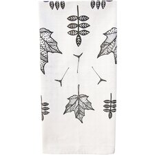 Organic Mod Maple Tea Towel