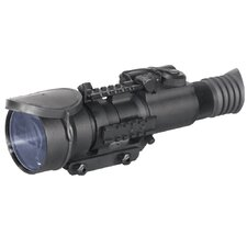 Nemesis4-ID Gen 2  Night Vision Rifle Scope with 4x Magnification