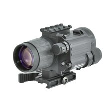 CO-Mini 3 Alpha MG Gen 3 Night Vision Clip-On System with Manual Gain, 64-72 lp/mm