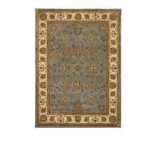 Tempest Light Blue/Ivory Rug