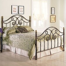 Dynasty Metal Bed