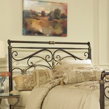 Lucinda Metal Headboard