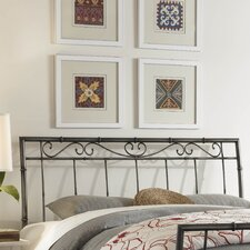 Ellington Sleigh Headboard