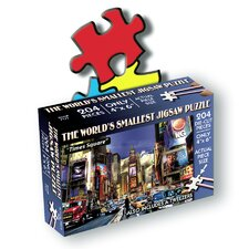 """Times Square"" World's Smallest Jigsaw Puzzle"