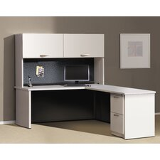 Trace L-Shape Desk Office Suite