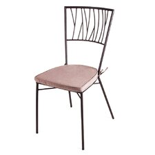 Mosaic Dining Side Chair with Cushion