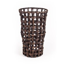 Patina Round Water Hyacinth Basket
