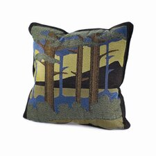 Motawi Landscape Pillow