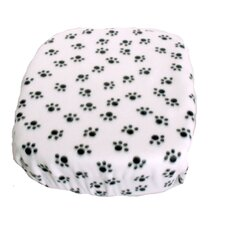 Dog Car Seat Fleece Cover