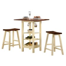 Kirkland 3 Piece Bistro Set