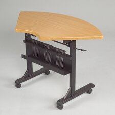 1/4 Round Flipper Training Table