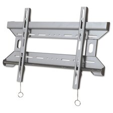 Wall Mount Bracket for Flat Panel LCD and Plasma TV in Silver 27 x 11.5 x 4