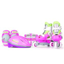 Girls New Skate Training Set
