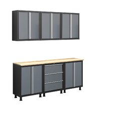 Bold Series 8pc Cabinet Set