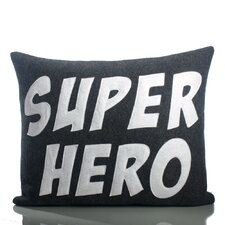 """Super Hero"" Pillow"