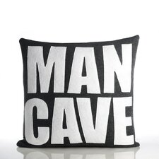"""Man Cave"" Pillow"