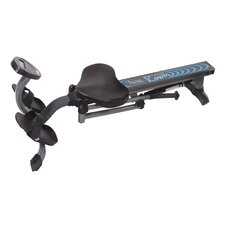 Full Motion Rower in Black