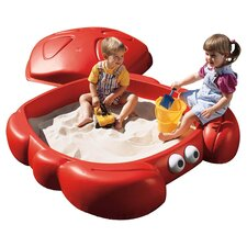 Crabbie Sandbox in Red