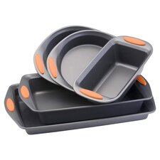Rachael Ray 5 Piece Bakeware Set