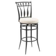 "Hudson 30"" Barstool in Black"