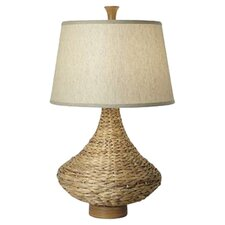 Seagrass Bay Table Lamp in Natural