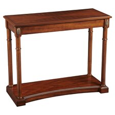 Athena Console Table in Cherry