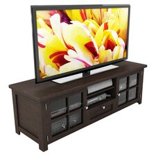 "Arbutus 63.5"" TV Stand in Dark Espresso"