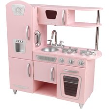 Play Vintage Kitchen in Pink