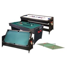 3-in-1 Black Pockey Game Table