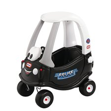 Ride-Ons Tikes Patrol in Black