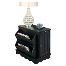 Yuma End Table in Black