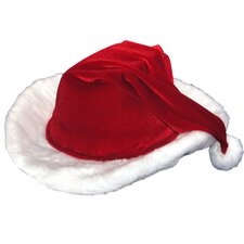 Country Christmas Hat in Red