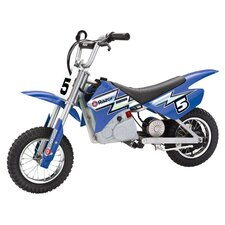 Dirt Rocket Bike in Blue