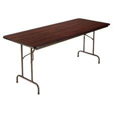 Folding Table in Walnut