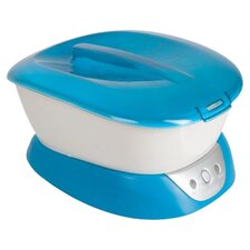 Paraspa Plus Paraffin Wax Bath in Blue