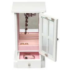 Jewelry Box  in White
