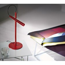 Magneto Table Lamp in Red