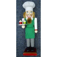 Cup Cake Chef Nutcracker