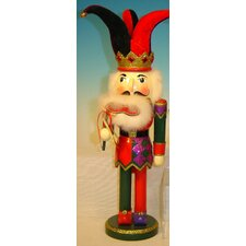 Court Jester Nutcracker