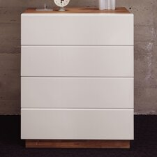 LAX Series HB 4 Drawer Chest