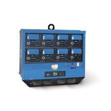 VIII®-2 Multi-Operator Welder 230/460/575 Volt 3 Phase With 8 CC Modules