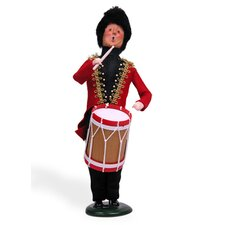 12 Days of Christmas: Twelve Drummers Drumming Figurine