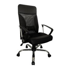 Hidup High Back Leather Executive Office Chair