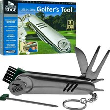 Journey's Edge All-in-One Stainless Steel Golfer's Tool